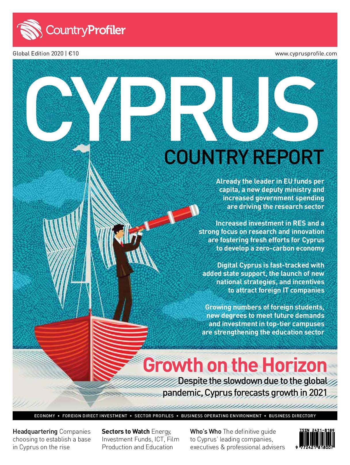 2020 Cyprus Country Report
