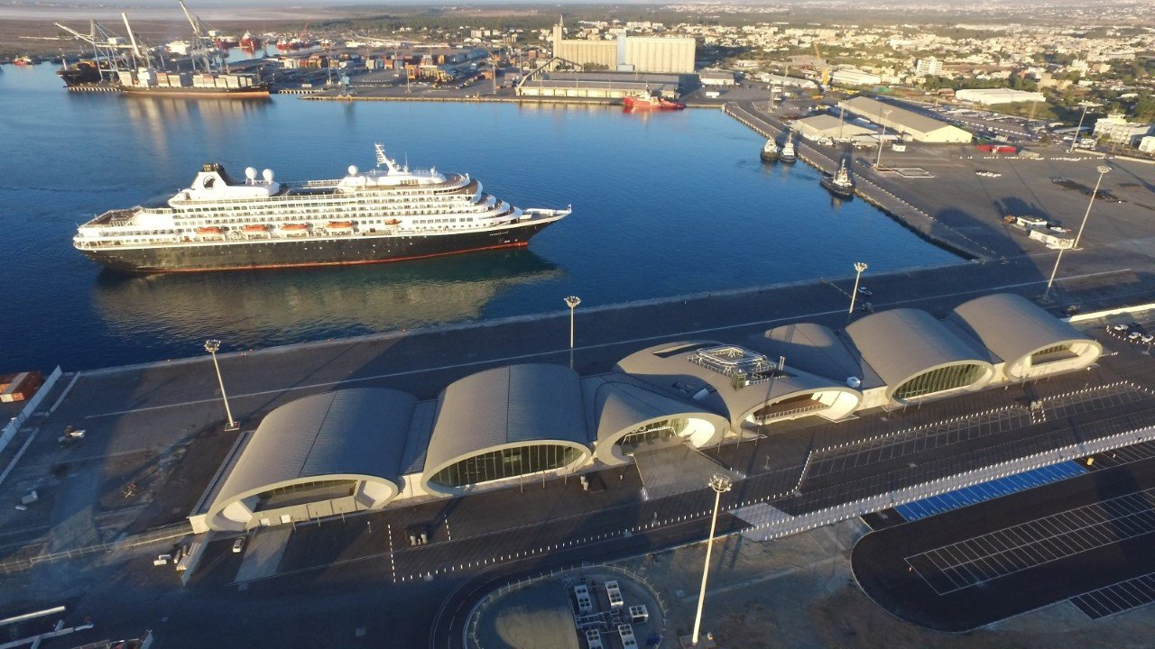 In four years, more than 400,000 passengers have used Limassol port