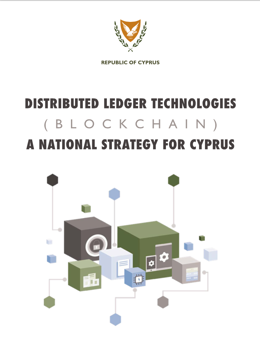 Distributed Ledger Technologies -Blockchain- National Strategy for Cyprus