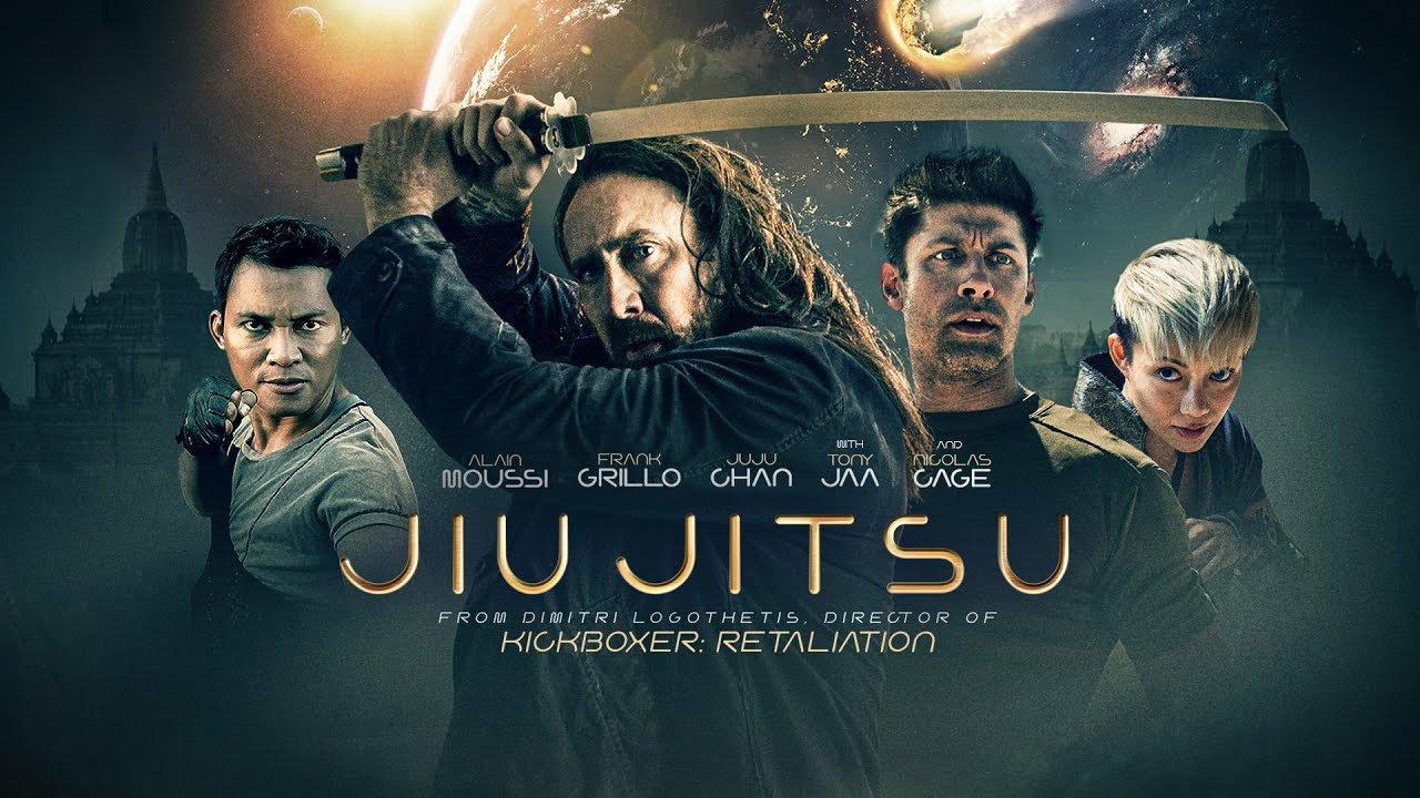 Jiu Jitsu in Netflix top ten US and Canada