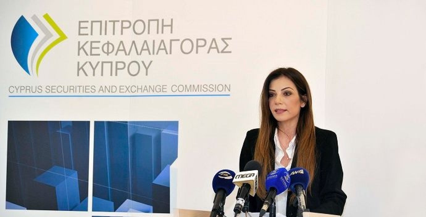 CySEC has presided over the vast expansion of the Cyprus securities market; new crypto regulations — Chairwoman