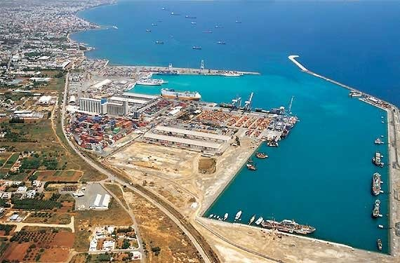 Limassol plans 'Wall Street' by the sea, starts on technology park