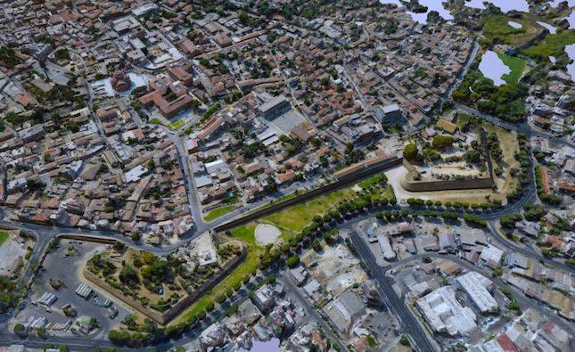 Cyprus researcher CYENS creates a digital twin of Nicosia