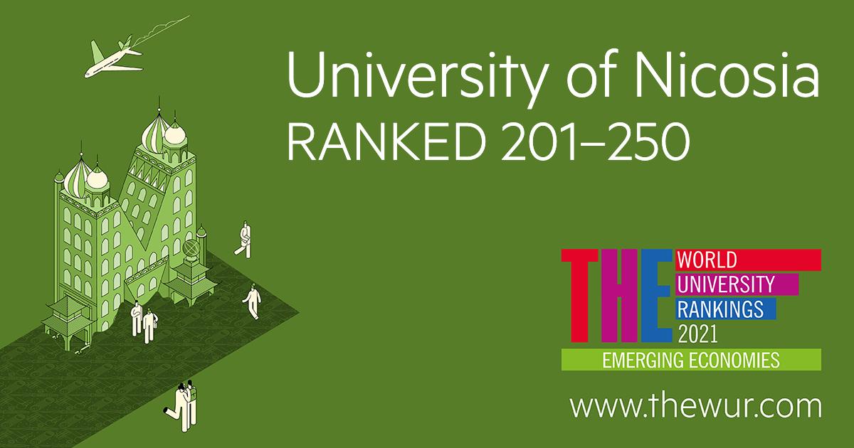 UNic ranks in top 201-250 across emerging economies countries