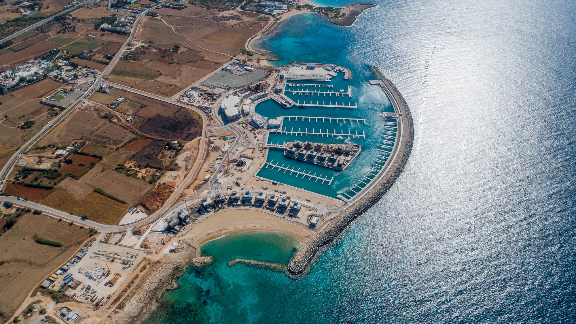 Ayia Napa Marina project eyes 2023 completion