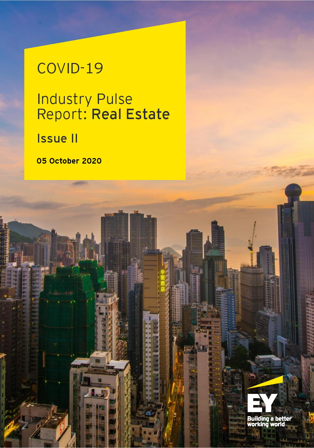 EY Cyprus: COVID-19 Industry Pulse Report: Real Estate Issue II