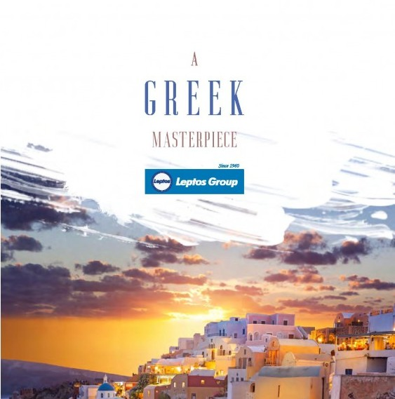 Leptos Estates Greece Corporate brochure