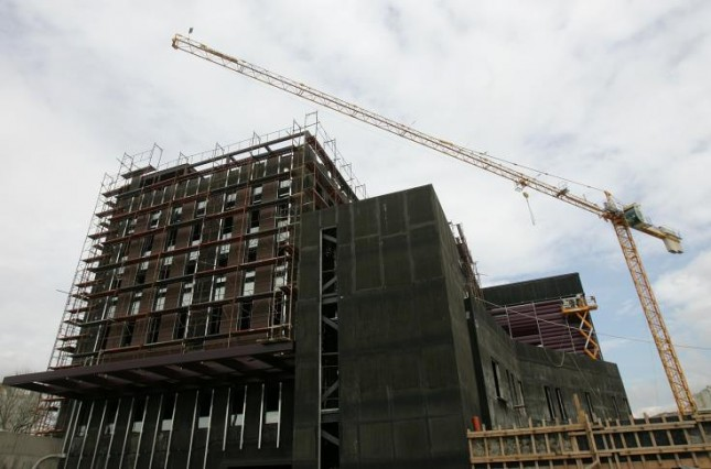 Construction sector gathers momentum