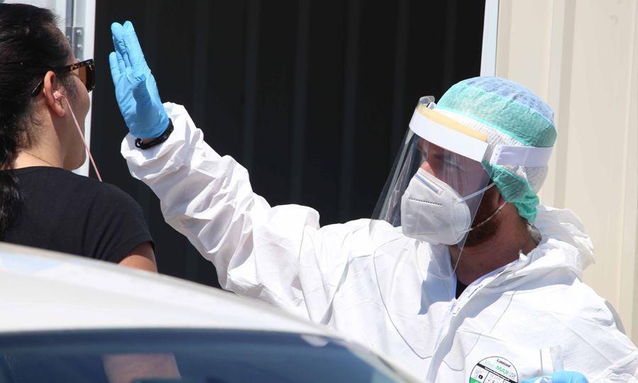 Measures imposed in Larnaca as virus flares