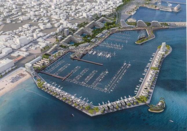Larnaca port, marina rebuild gets final nod