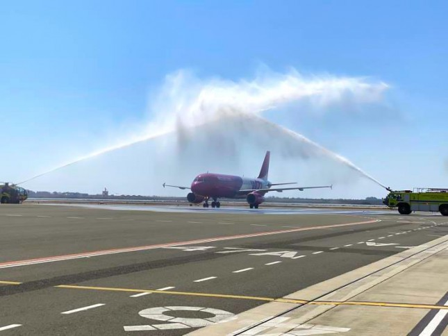 Wizz Air launches Larnaca airport hub