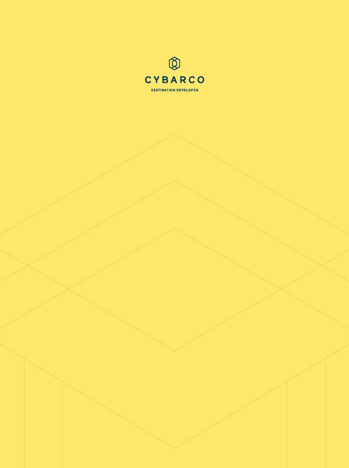 Cybarco: Our property collection 2020