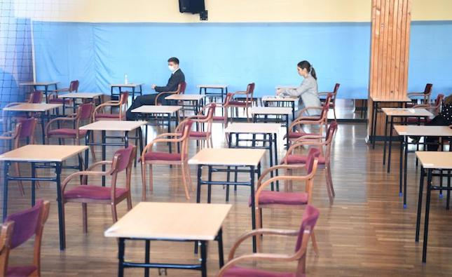 Percentage of young Cypriots with at least upper secondary education at 77% in 2020