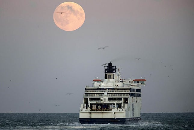 Ferry service to Greece one step closer