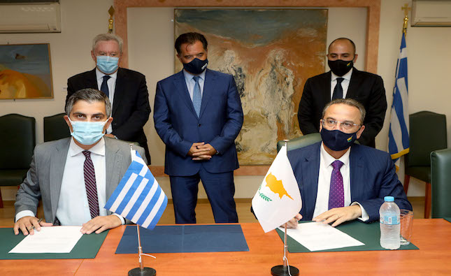 Greece, Cyprus sign research & innovation pact