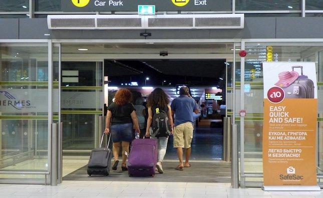 Increase in UK flights, Hermes Airports says