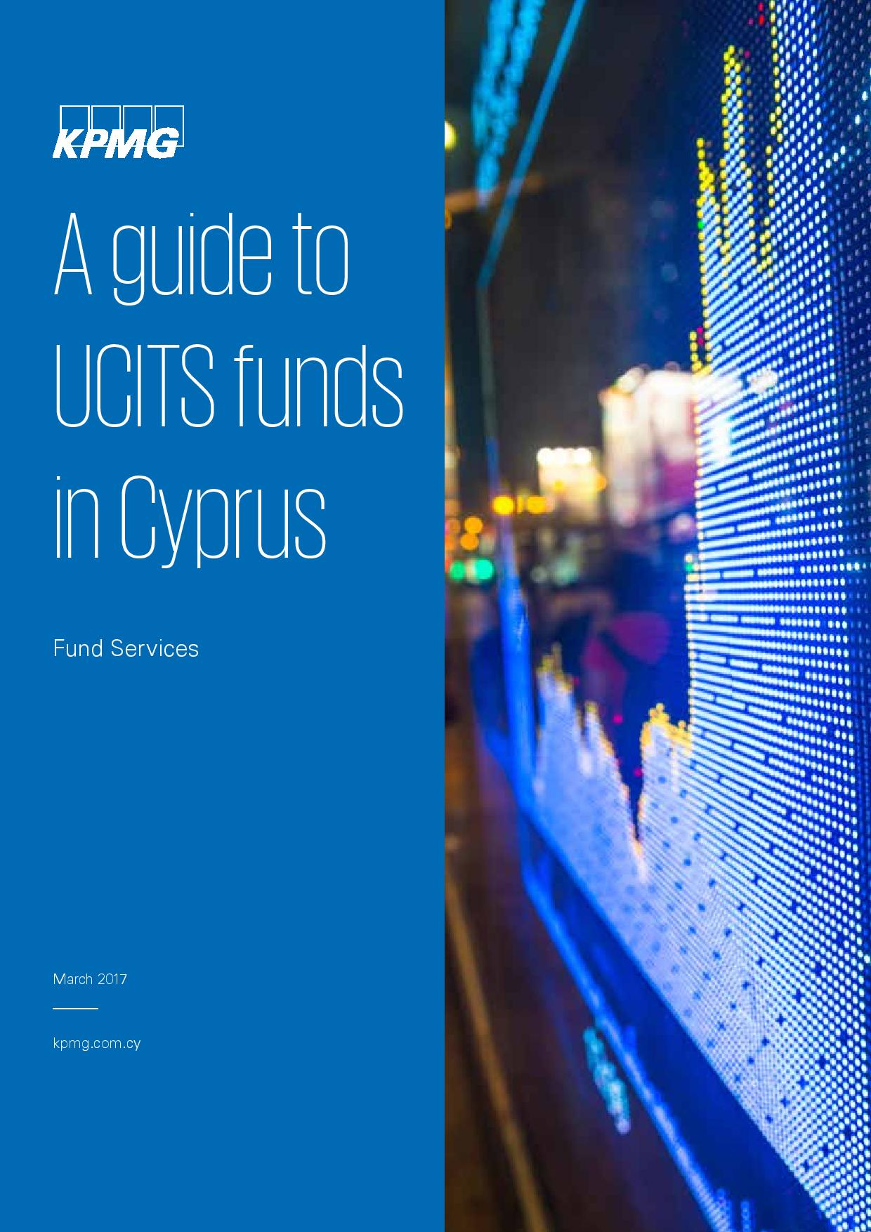 KPMG: A guide to UCITS funds in Cyprus