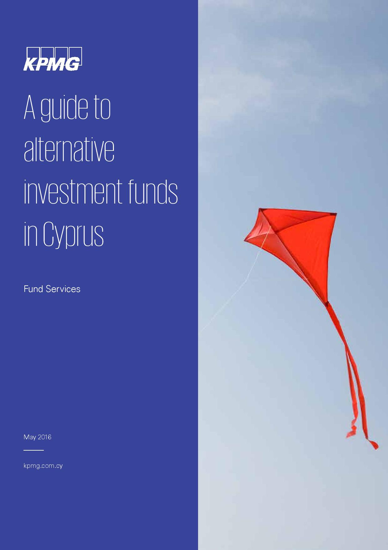 KPMG: A guide to alternative investment funds in Cyprus
