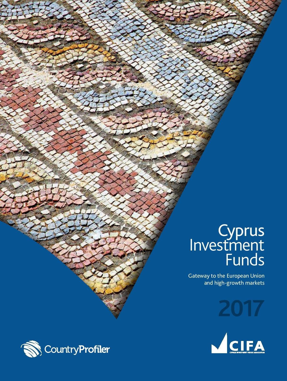 CIFA Investment Funds Guide 2017