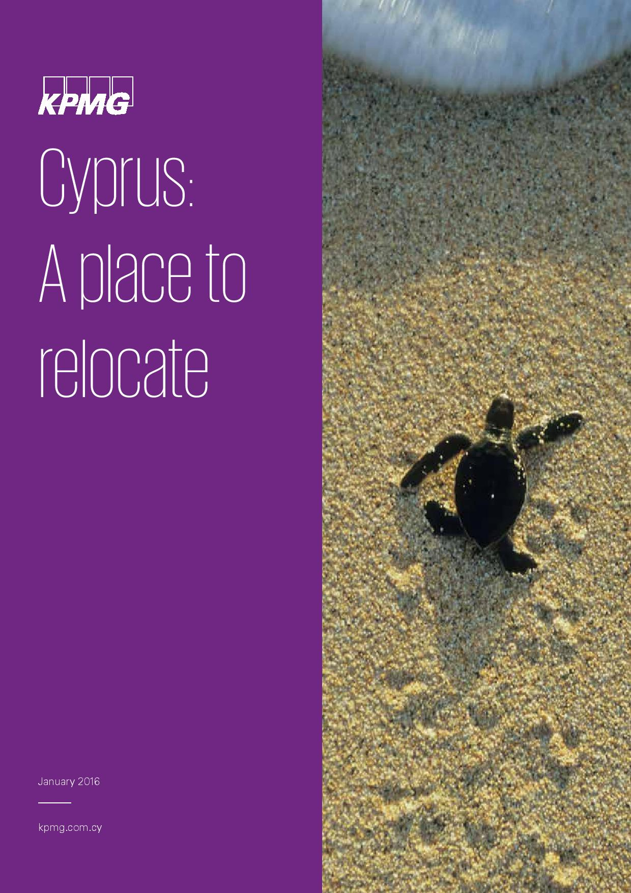 Cyprus: A place to relocate