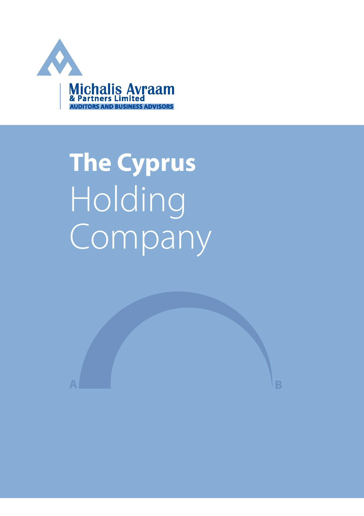 Cyprus Holding Company: 2016 edition