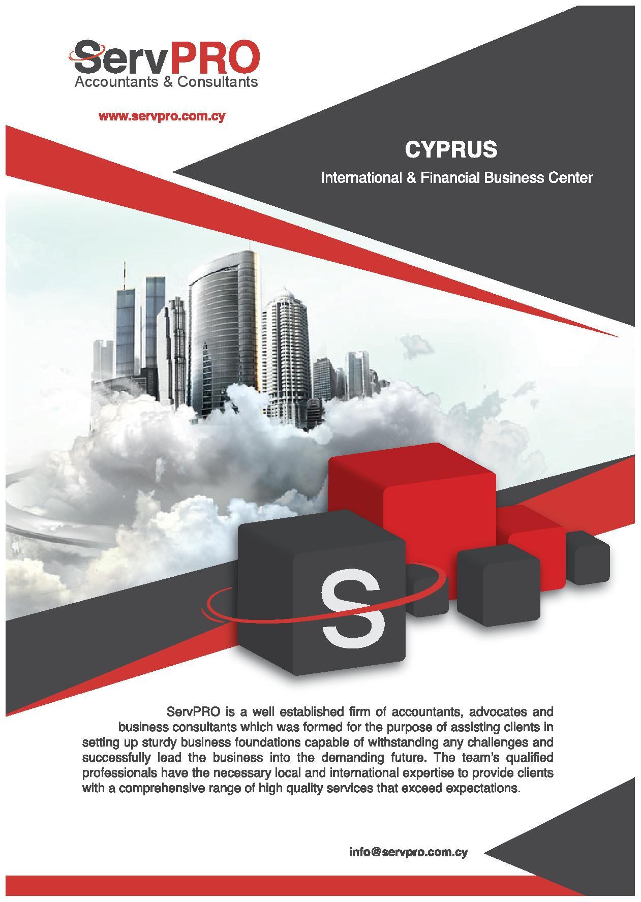 Cyprus: International & Financial Business Centre