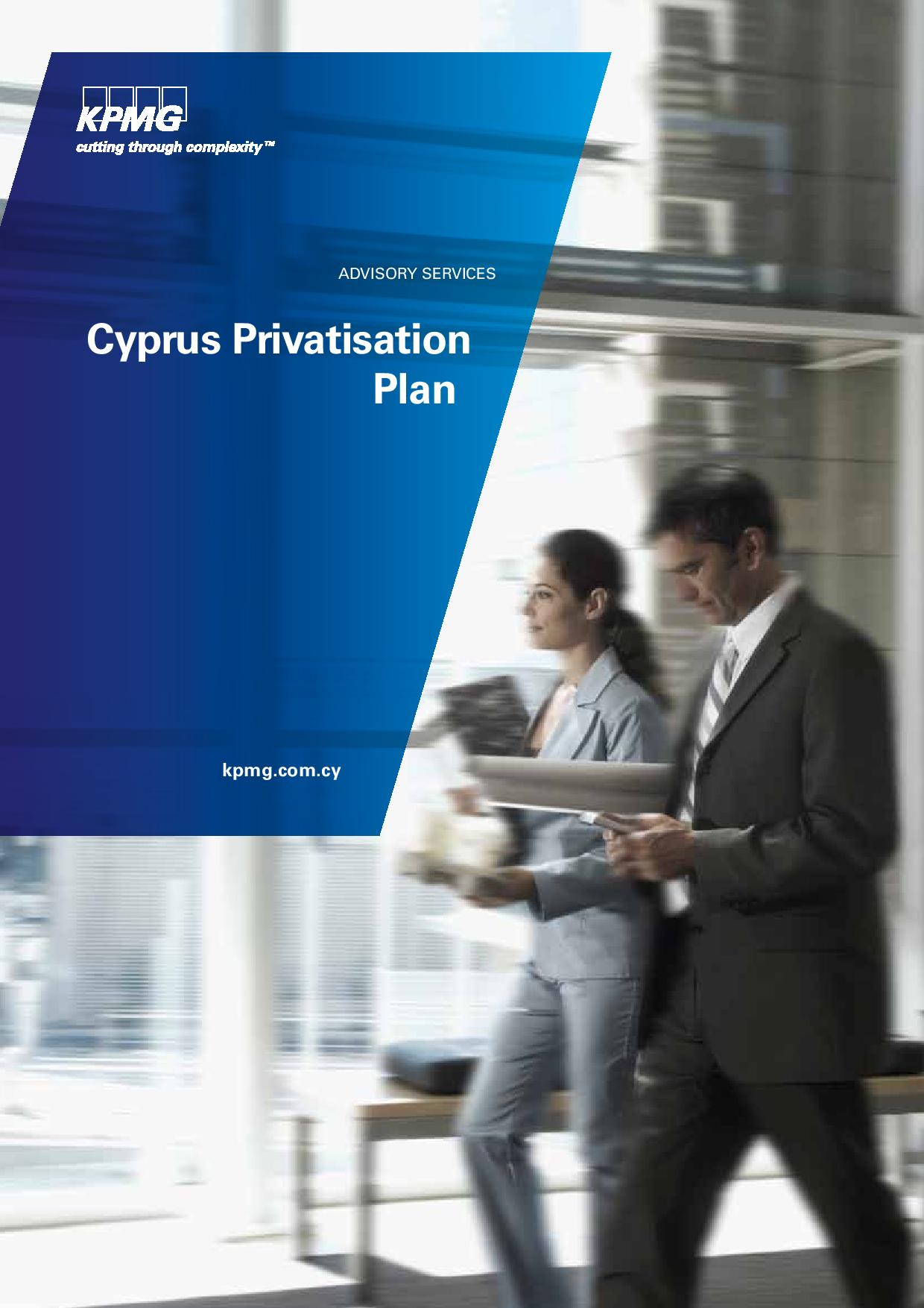 Cyprus Privatisation