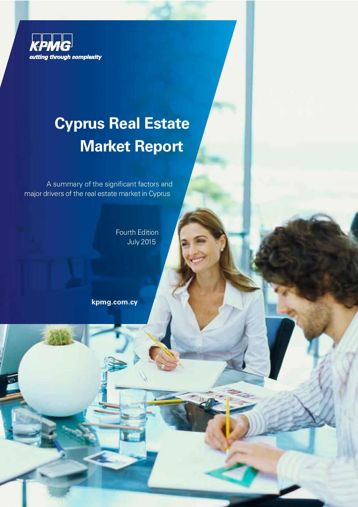 Cyprus Real Estate Market Report