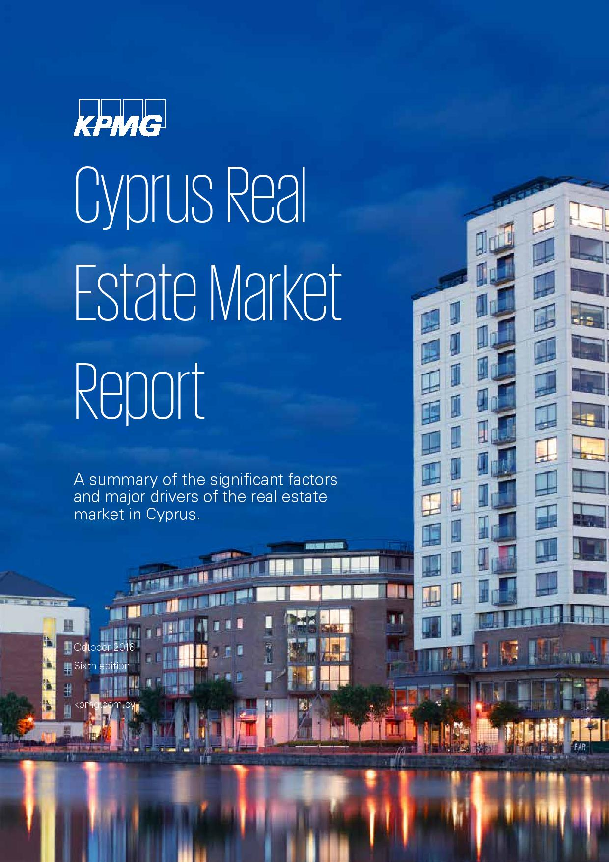 KPMG: Cyprus Real Estate Market Report