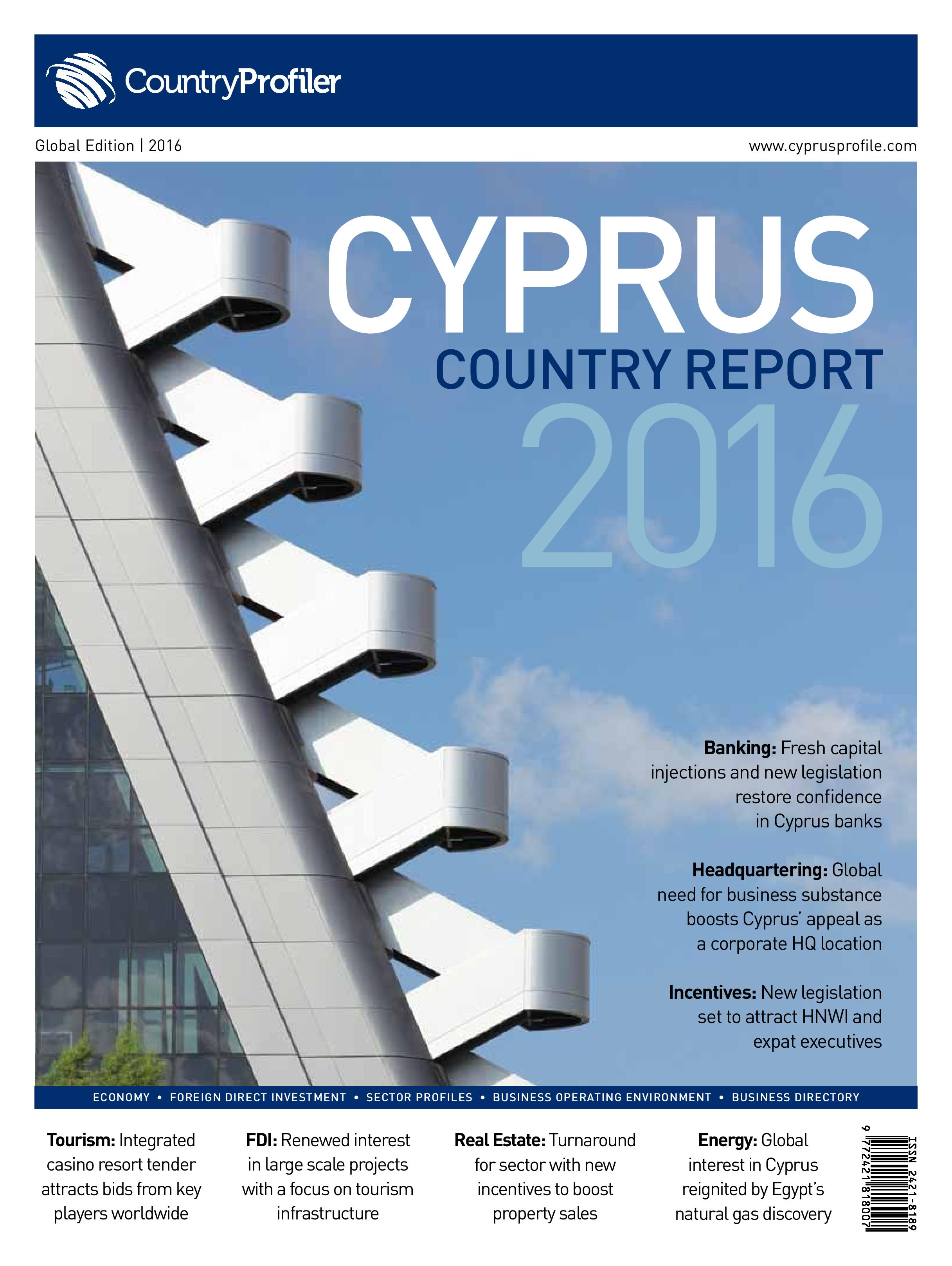 Cyprus Country Report 2016