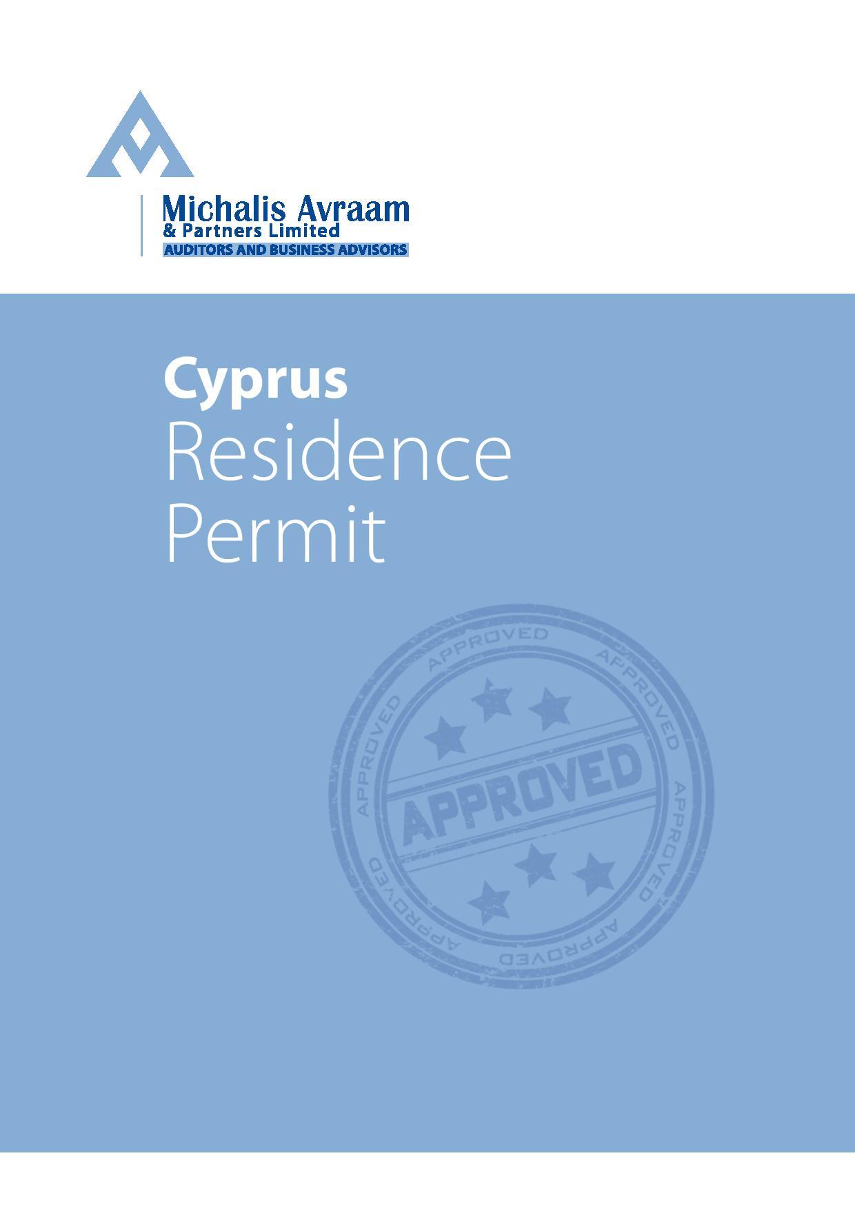 Cyprus Residence Permit
