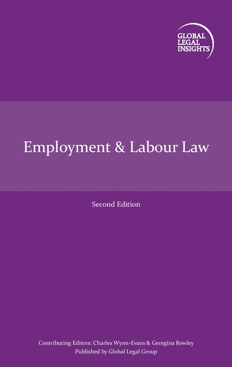 Employment & Labour Law – Cyprus Chapter 2013