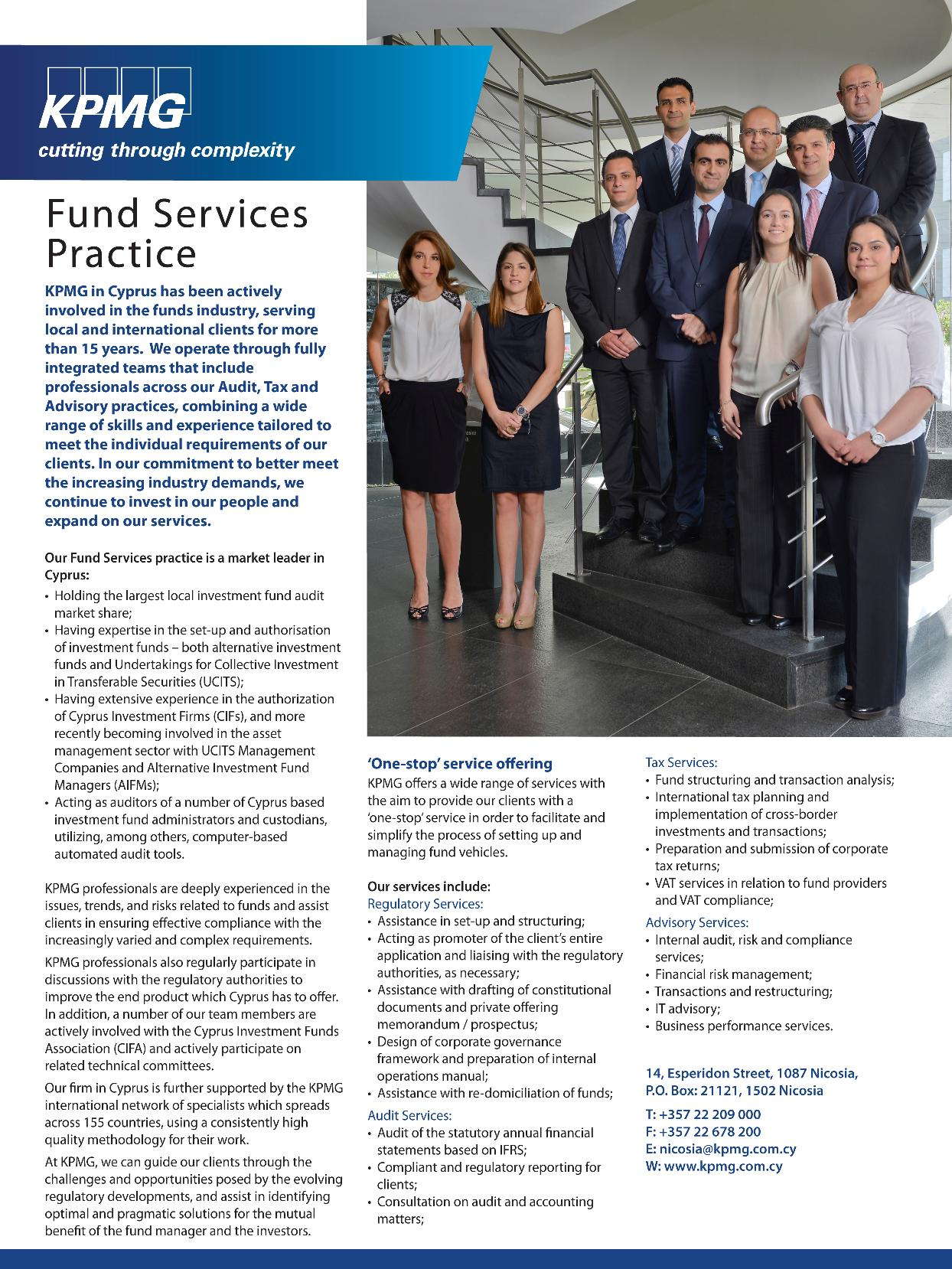 Fund Services Practice: Gold Parousiasi