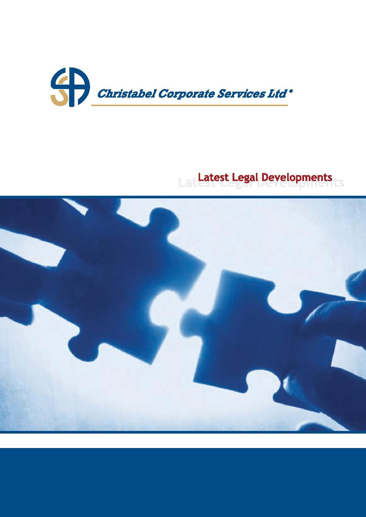 Legal Development
