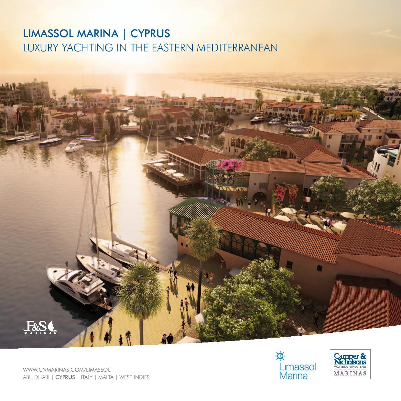 Limassol Marina Brochure