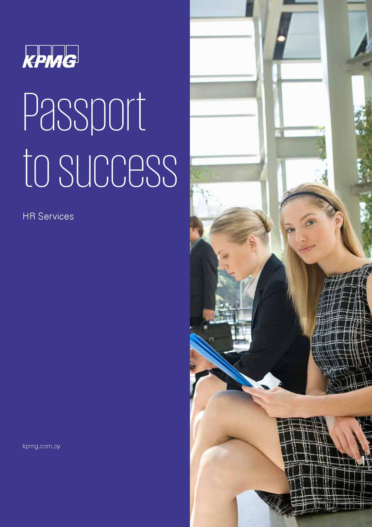 KPMG: Passport to success(HR)