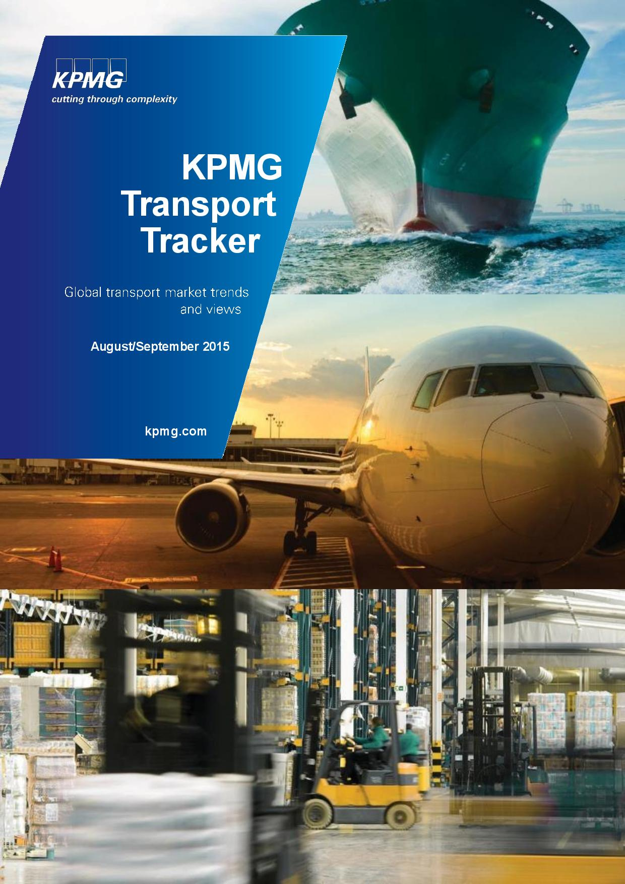 KPMG Transport Tracker