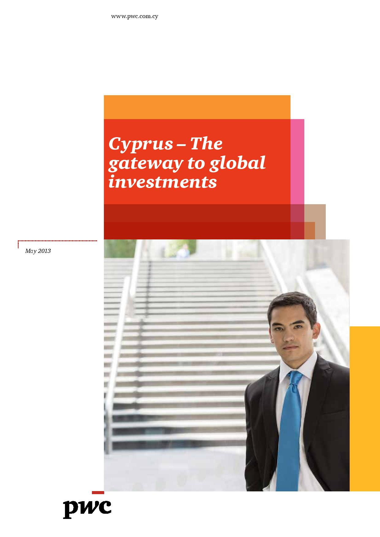 Cyprus the gateway to global investments
