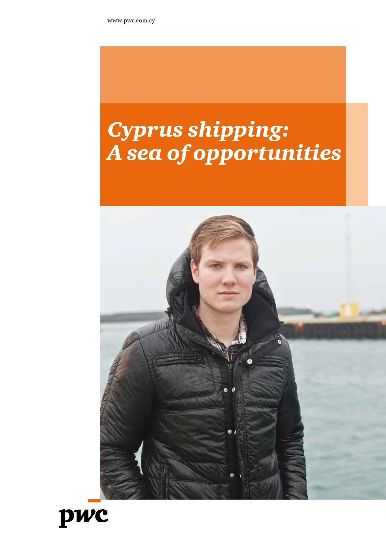 Cyprus shipping: a sea of opportunities