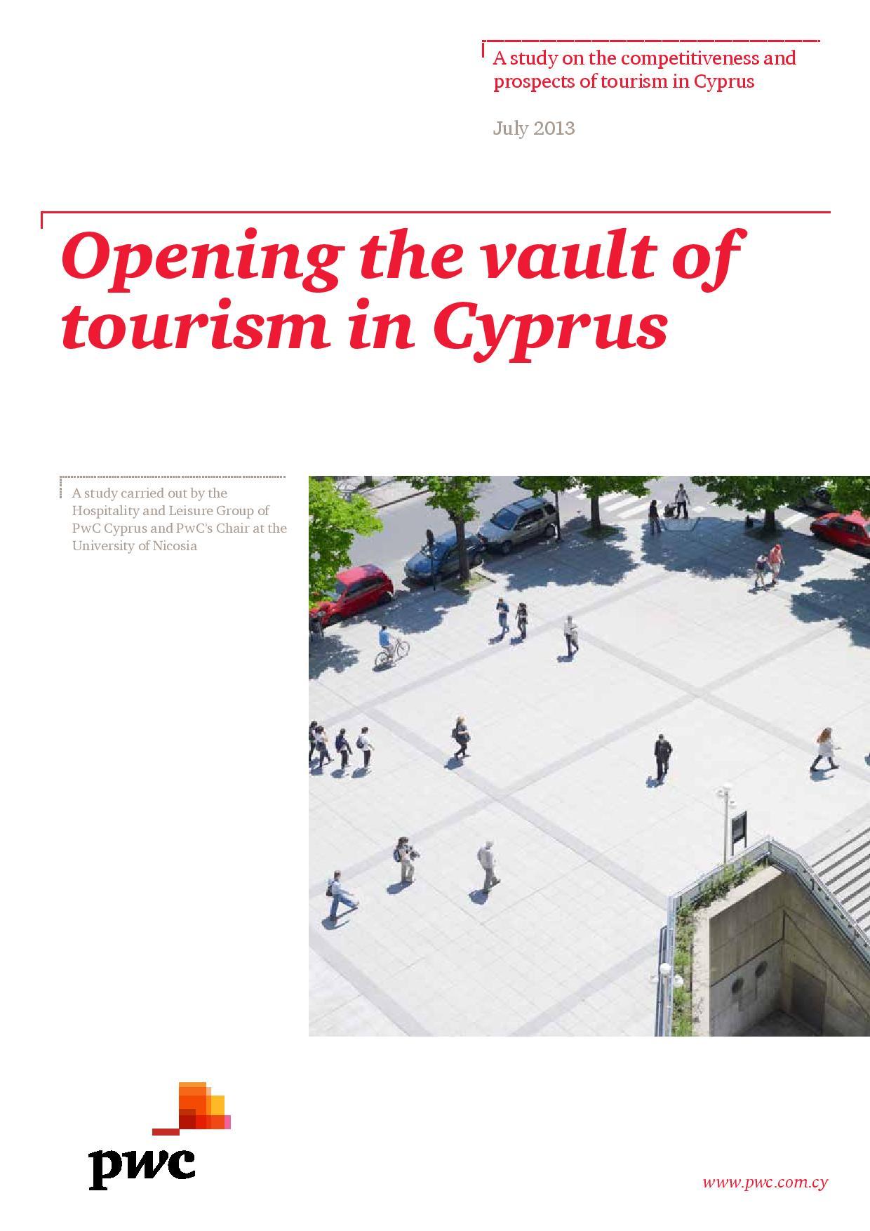 Cyprus Tourism Study