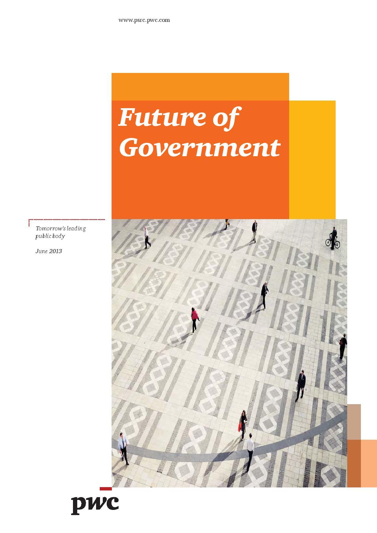 Future of Government