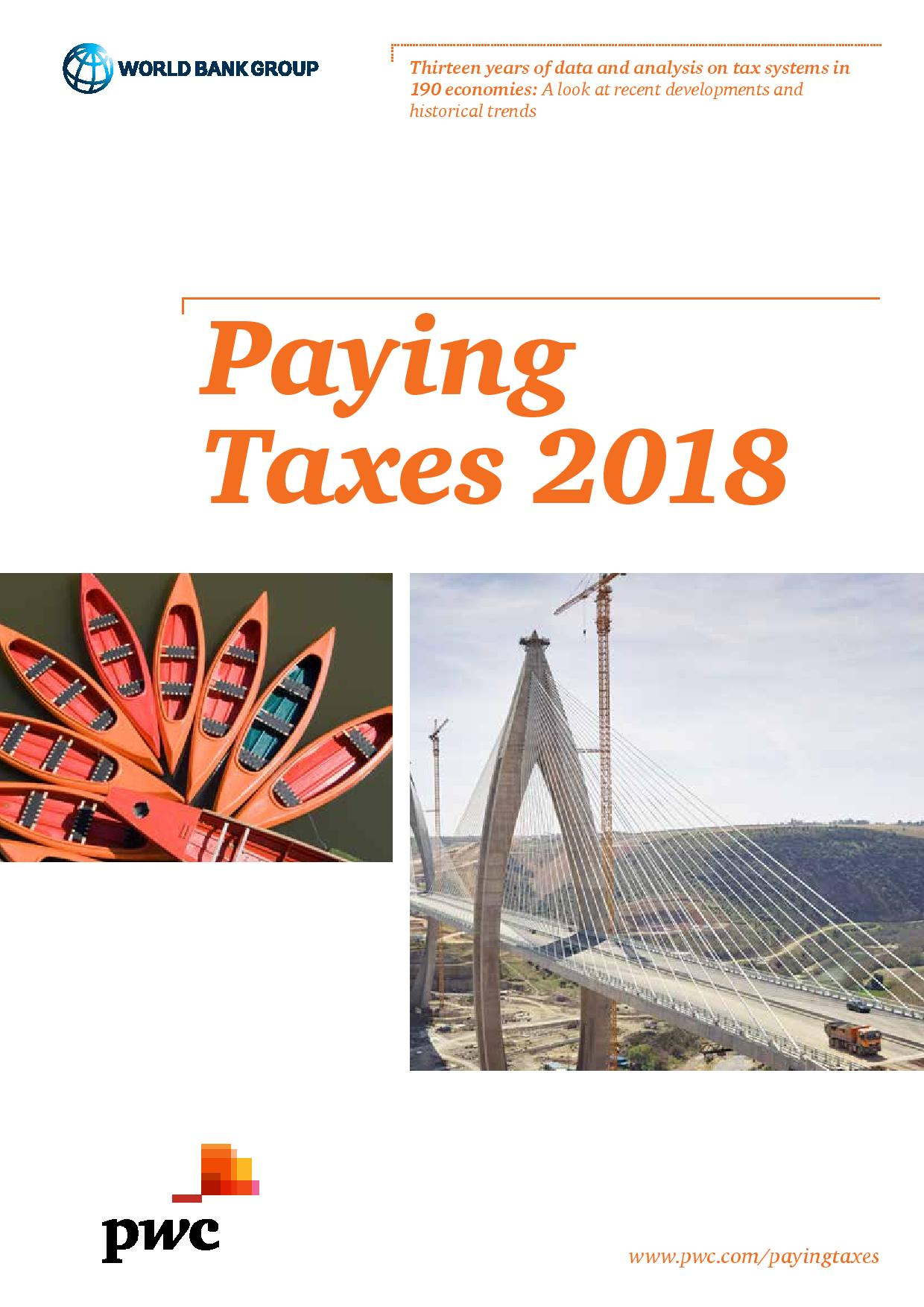 PwC: Paying Taxes 2018