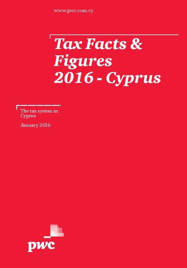 Tax, Facts and Figures 2016