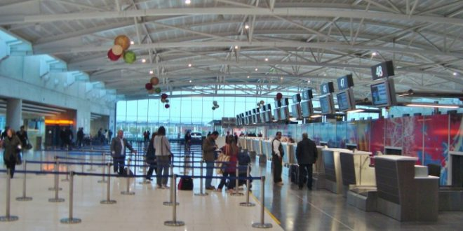 Air traffic growth in Cyprus double the EU average