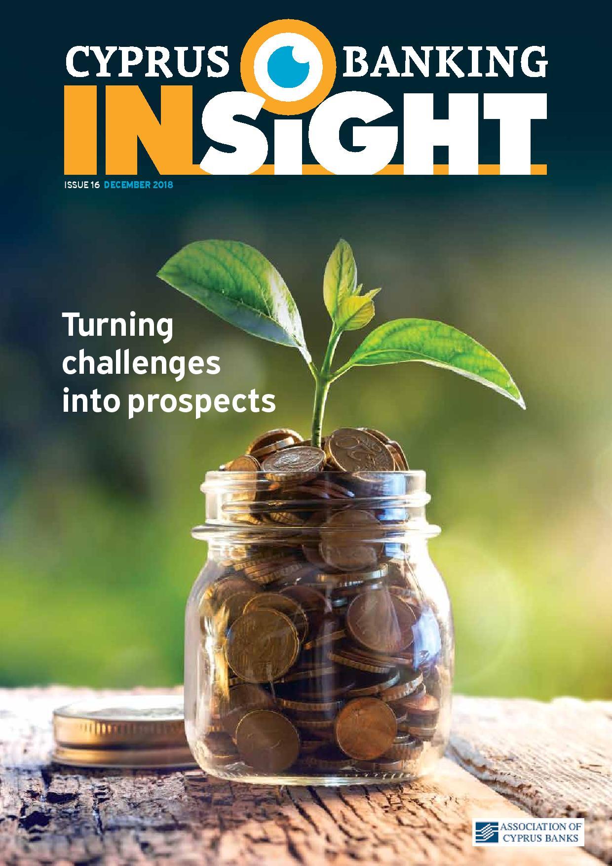 Cyprus Banking Insight - December 2018