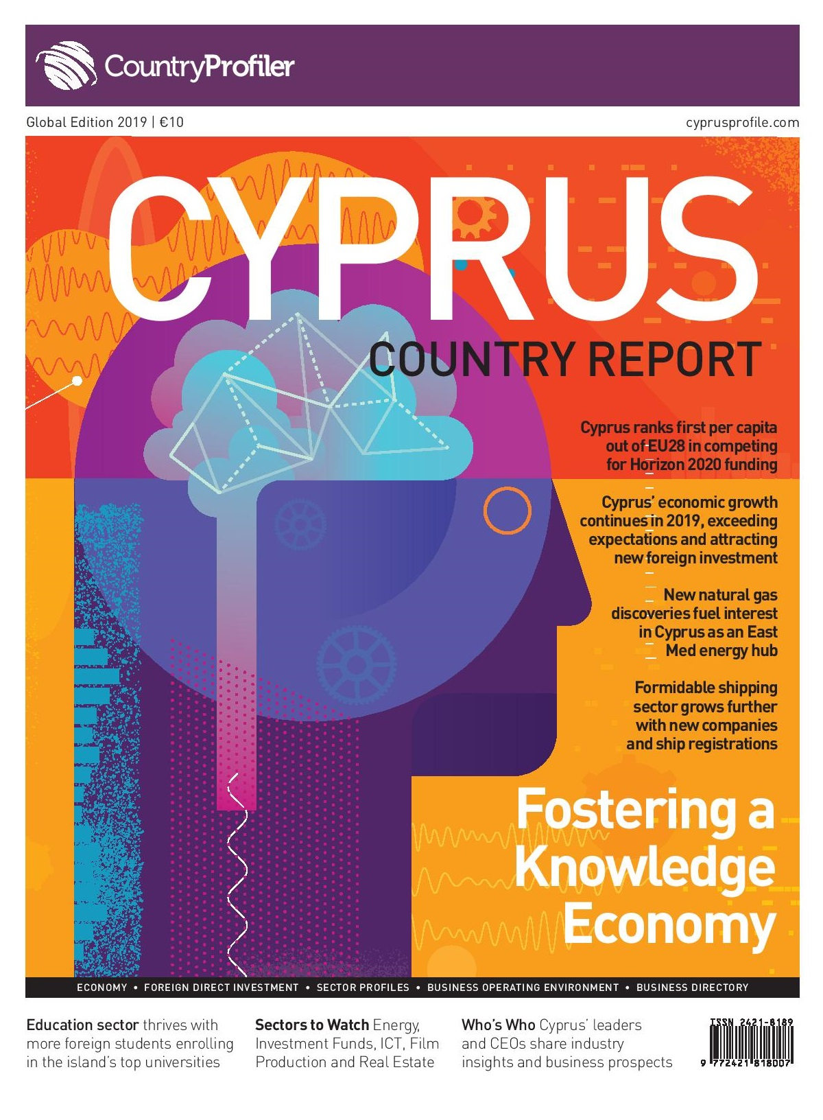 2019 Cyprus Country Report