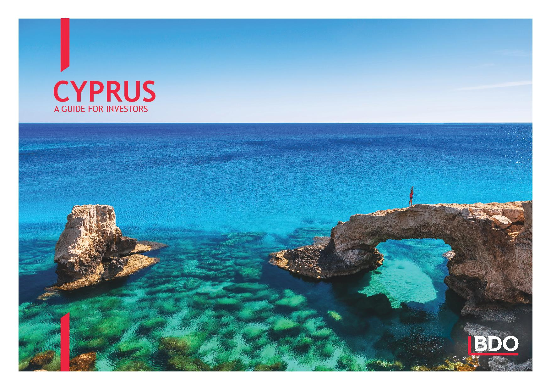 BDO: Cyprus Guide for Investors