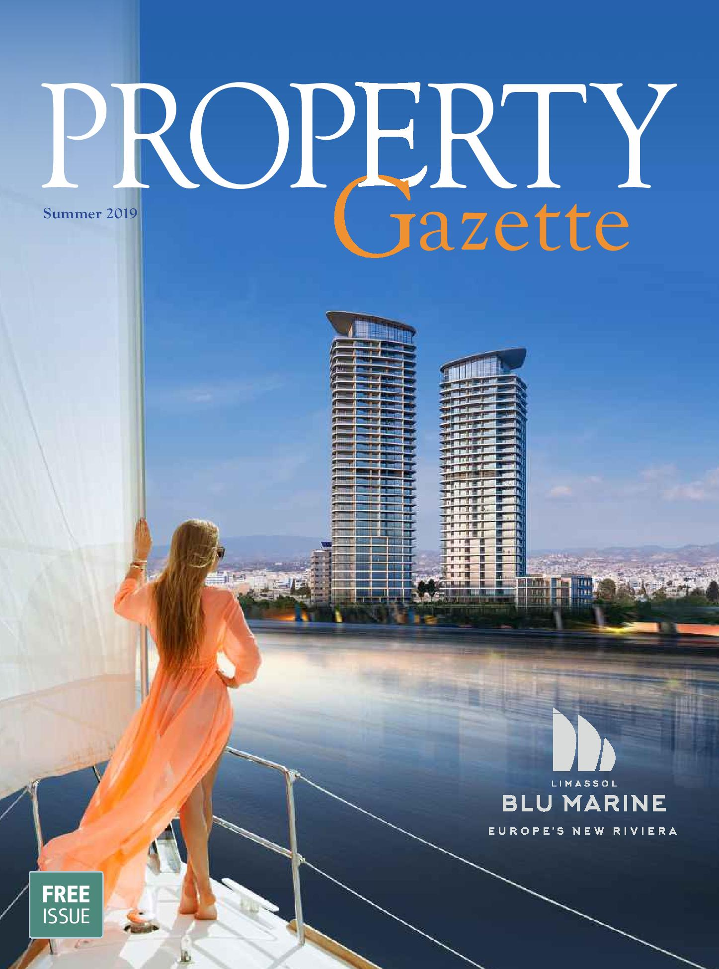 Leptos Estates Property Gazette Summer 2019