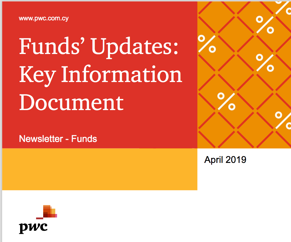 Funds' Updates: Key Information Document