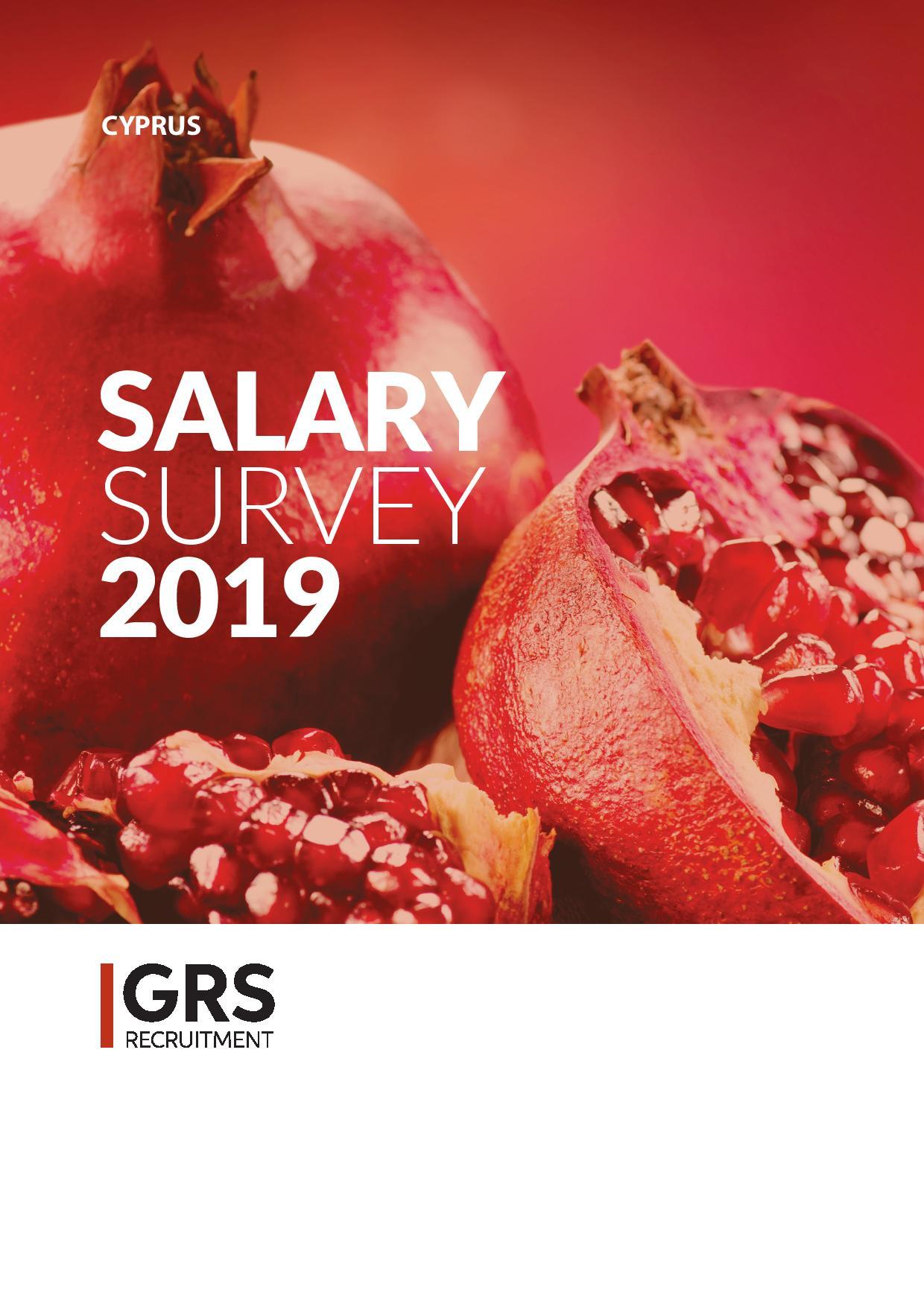 GRS: Salary Survey 2019